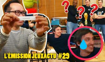 L'ÉMISSION JEUXACTU #29 : on mime des noms de jeux vidéo, les Poissons d'Avril
