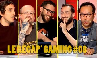 Le Récap' Gaming #08 : on devine des noms de jeux en rébus