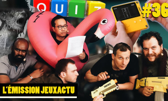 L'ÉMISSION JEUXACTU #36 : une console portable à manivelle, Darkwood