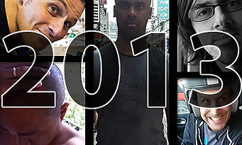 2013 : LE TOP 5 DE JEUXACTU
