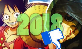 2018 : découvrez le top 10 des plus mauvais jeux de l'année !