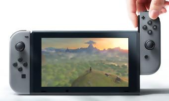 Nintendo Switch : on connaît la date de sortie de la console et son prix