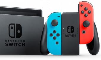 Nintendo Switch : une vidéo qui détaille les caractéristiques de la console