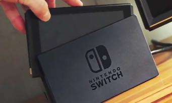 Switch : un utilisateur de NeoGAF fait un unboxing de la console en avance