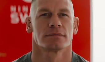 Nintendo Switch : la publicité avec le catcheur John Cena
