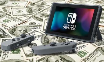 Nintendo : records de ventes pour la Switch et Animal Crossing