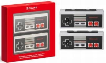 Nintendo Switch Online : les manettes NES et toutes les infos