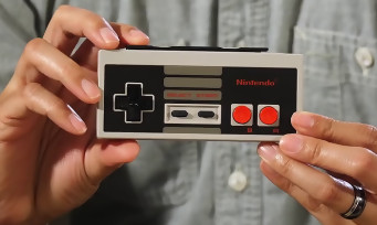 Nintendo Switch : les manettes NES ont droit à leur unboxing