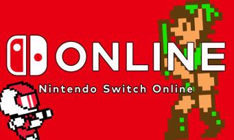 Nintendo Switch Online : découvrez les 2 jeux NES cultes rajoutés ce mois-ci