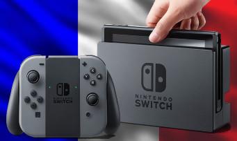 Switch : Nintendo France dresse le bilan des ventes sur l'année 2018