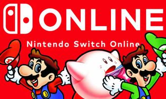 Nintendo Switch Online : voici les nouveaux jeux du mois, Mario et Kirby présent