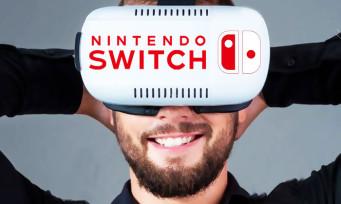 Switch : nouvelles infos sur le projet de réalité virtuelle par Nintendo