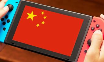Switch : la console de Nintendo débarque seulement en Chine, toutes les infos