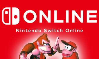 Nintendo Switch Online : les nouveaux jeux old-school dont Donkey Kong Country