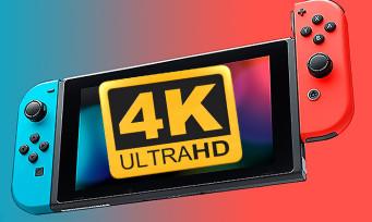 Switch : un modèle 4K à venir !