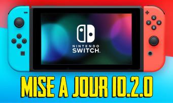 Nintendo Switch : voici le contenu de la toute nouvelle mise à jour
