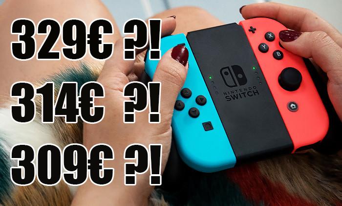 nintendo switch que choisir