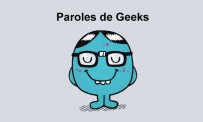 Paroles de Geeks #01