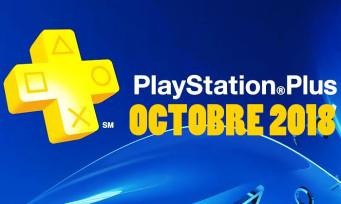PlayStation Plus : découvrez ici les jeux gratuits du mois d'octobre !