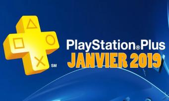 PlayStation Plus : découvrez les deux nouveaux jeux offerts ce mois-ci !