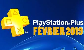 PlayStation Plus : voici les nouveaux jeux du mois, il y a du très lourd