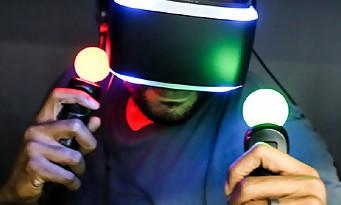 PlayStation VR : une nouvelle vidéo réalisée pendant le Tokyo Game Show 2015