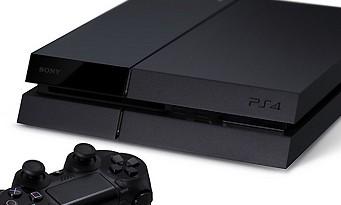 E3 2013 : découvrez l'interface du menu de la PS4