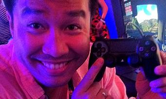 E3 2013 : on a testé la PS4, sa manette et ses jeux !