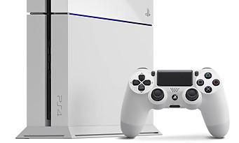 PS4 : le modèle Glacier White sous toutes ses coutures