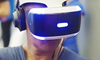PS4 : quand le footballeur Ruud Gullit joue à Headmaster sur PlayStation VR