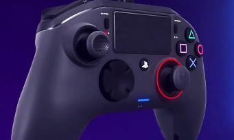 Nacon Revolution Pro Controller 2 : trailer des nouveautés sur PS4