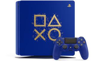 PS4 : toutes les infos sur la console collector Days of Play