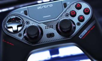 PS4 : Sony présente l'Astro C40 TR, une nouvelle manette pro à tomber par terre