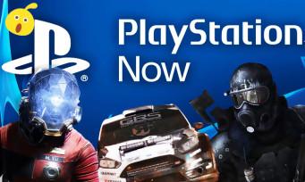 PlayStation Now : 10 nouveaux jeux arrivent, de gros classiques dans le tas