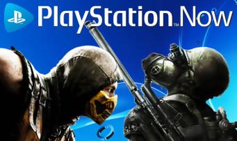 PlayStation Now : de grands classiques dans les nouveaux jeux du mois
