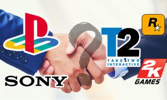 Sony sur le point de racheter Take 2 (Rockstar, 2K) ? La folle rumeur !