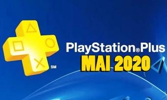 PlayStation Plus : les nouveaux jeux surprenants du mois dévoilés