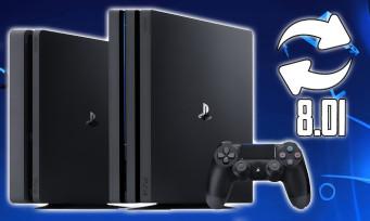 PS4 : avant la next-gen, voici une nouvelle mise à jour