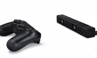 PS4 : vidéo de la Playstation Eye dans la Playroom
