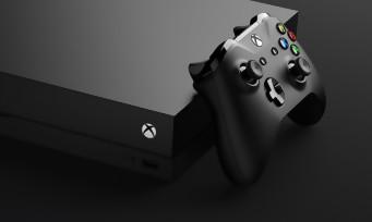 Xbox One X : Microsoft s'attend à de bonnes retombées financières