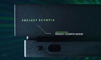 Xbox One X : la console Project Scorpio est une réalité, voici le trailer
