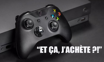 "Xbox One X : du ""True 4K gaming"" pour 500€, j'achète ou pas ? Verdict"
