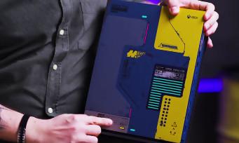 Cyberpunk 2077 : encore une vidéo consacrée à la Xbox One X collector
