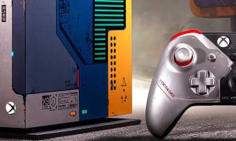 Cyberpunk 2077 : des nouvelles photos de la Xbox One X collector
