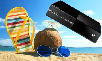 Xbox One : la mise à jour de l'été est arrivée, découvrez-la en vidéo