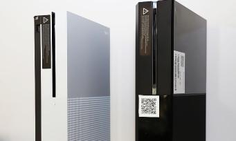 Xbox One Slim : unboxing et comparatif avec la première Xbox One