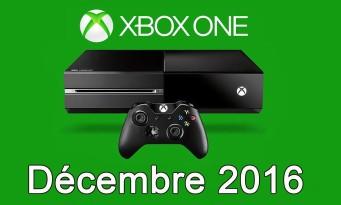 Games with Gold : que des hits en puissance pour décembre 2016