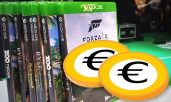 Microsoft explique pourquoi les jeux démat coûtent plus cher que les boîtes