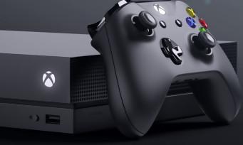 E3 2017 : trailer de présentation de la Xbox One X et date de sortie