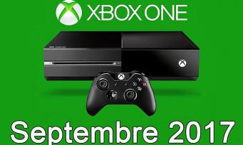 Xbox One : du très lourd dans les jeux gratuits de Septembre 2017